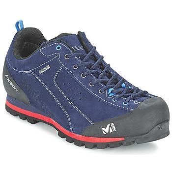 Chaussures Homme Randonnée Millet FRICTION GTX Bleu / Rouge