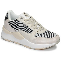 Chaussures Femme Baskets basses MTNG 69867-C47433 Noir / Blanc