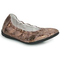 Chaussures Fille Ballerines / babies Ramdam LIBRE Bronze