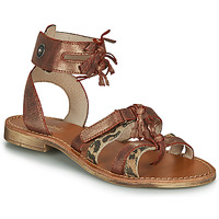 Chaussures Fille Sandales et Nu-pieds Catimini CABRI Marron