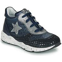 Chaussures Fille Baskets basses Ikks KAREN Bleu