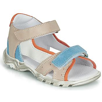 Chaussures Garçon Sandales et Nu-pieds GBB PHILIPPE Beige