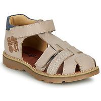 Chaussures Garçon Sandales et Nu-pieds GBB PINO Gris