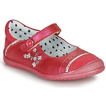 Chaussures Fille Ballerines / babies Catimini PIPISTRELLE Rose