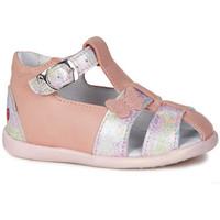 Chaussures Fille Sandales et Nu-pieds GBB GASTA Rose