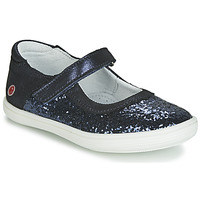 Chaussures Fille Ballerines / babies GBB PLACIDA Marine