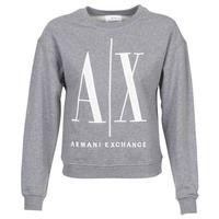 Vêtements Femme Sweats Armani Exchange 8NYM02-YJ68Z-3932 Gris