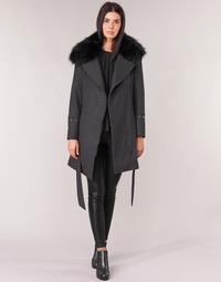 Vêtements Femme Manteaux Moony Mood LITEA Gris