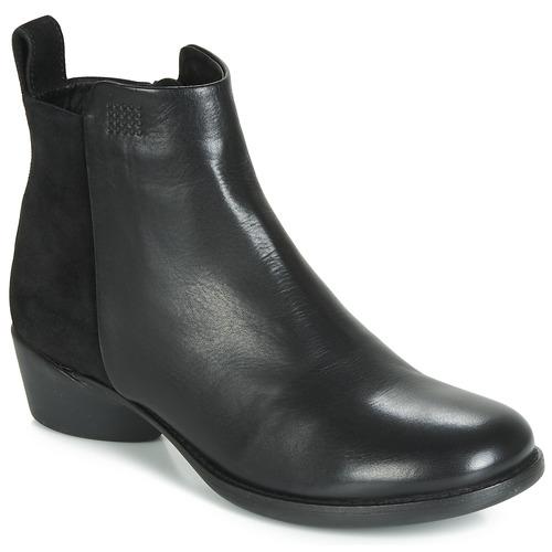 Chaussures Femme Boots TBS GABRIEL Noir