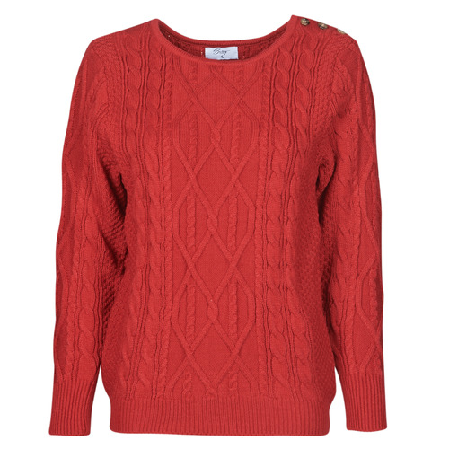 Vêtements Femme Pulls Betty London JEDRO Rouge