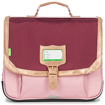Sacs Fille Cartables Tann's PALERMO CARTABLE 38 CM Rose