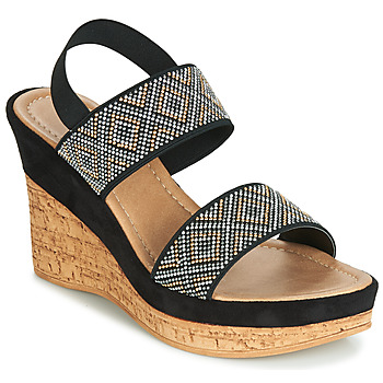 Chaussures Femme Sandales et Nu-pieds André RATAPLAN Multicolore