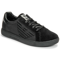 Chaussures Homme Baskets basses Emporio Armani X4X279-XM035-A085 Noir