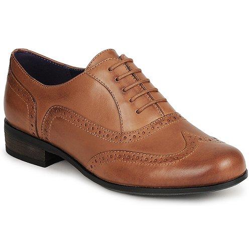 Chaussures Femme Richelieu Clarks HAMBLE OAK Marron