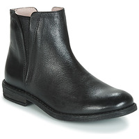 Chaussures Fille Boots Acebo's 9671-NEGRO-T Noir