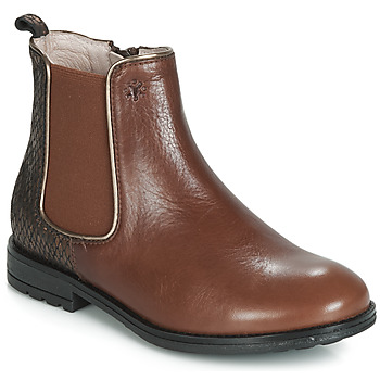 Chaussures Fille Boots Acebo's SHAPANGA Marron