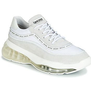 Chaussures Femme Baskets basses Bronx BUBBLY Blanc
