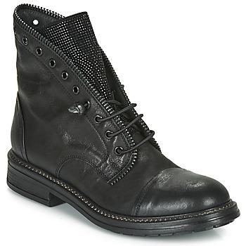Chaussures Femme Boots Fru.it ADIETE Noir