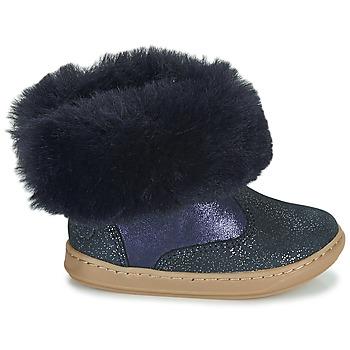 Boots enfant Shoo Pom BOUBA FUR BOOTS