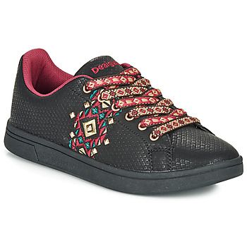 Chaussures Femme Baskets basses Desigual COSMIC NAVAJO Noir