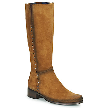 Chaussures Femme Bottes ville Dorking CRUSCA Marron