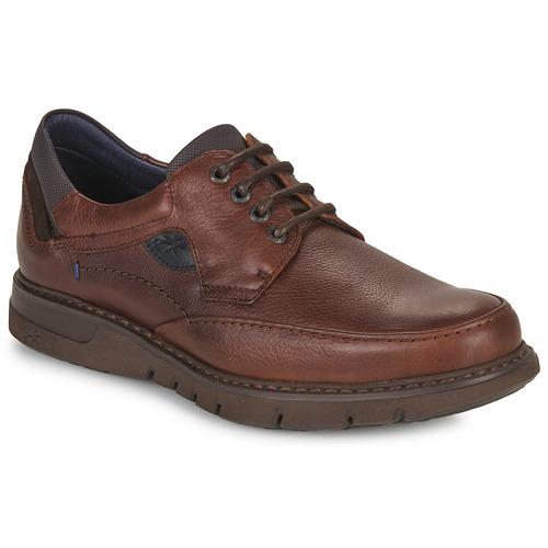 Chaussures Homme Derbies Fluchos CELTIC Marron