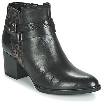 Chaussures Femme Bottines Gabor 3289367 Noir / Léopard