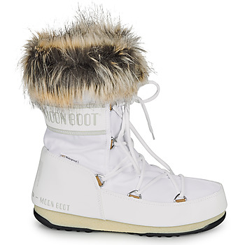 Bottes neige Moon Boot MOON BOOT MONACO LOW WP 2