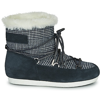 Bottes neige Moon Boot MOON BOOT FAR SIDE LOW FUR TARTAN
