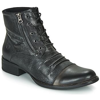 Chaussures Homme Boots Kdopa MANSHESTER Noir