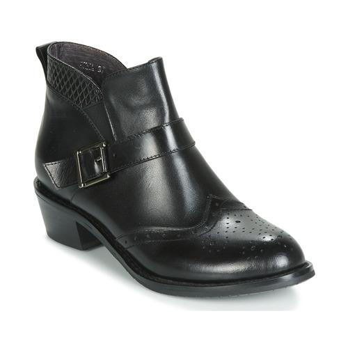 Chaussures Femme Boots Kdopa INNA Noir
