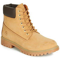Chaussures Homme Boots Lumberjack RIVER Miel