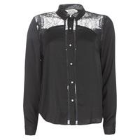 Vêtements Femme Chemises / Chemisiers Kaporal PARY Noir