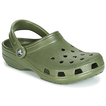 Chaussures Sabots Crocs CLASSIC Kaki