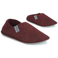 Chaussures Chaussons Crocs CLASSIC CONVERTIBLE SLIPPER Bordeaux / gris