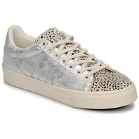 Chaussures Femme Baskets basses Gola ORCHID II CHEETAH Blanc / Argent