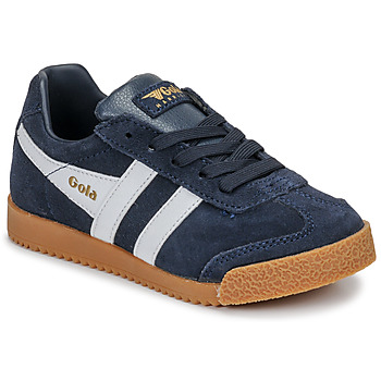 Chaussures Enfant Baskets basses Gola HARRIER Marine