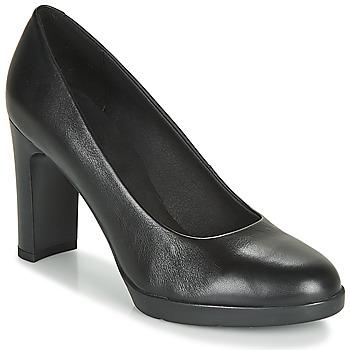 Chaussures Femme Escarpins Geox D ANNYA HIGH Noir