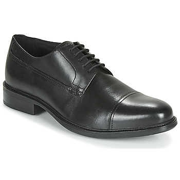 Chaussures Homme Derbies Geox UOMO CARNABY Noir