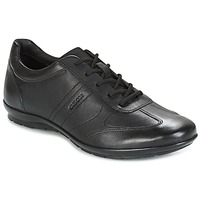 Chaussures Homme Derbies Geox UOMO SYMBOL Noir