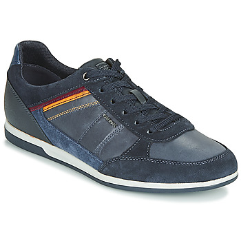 Chaussures Homme Baskets basses Geox U RENAN Marine