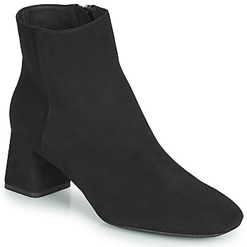 Chaussures Femme Bottines Geox D SEYLA Noir