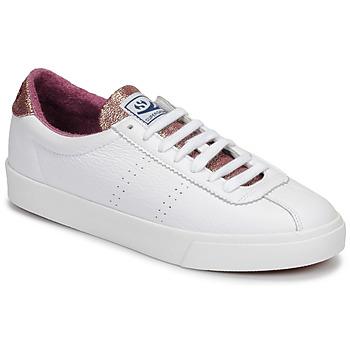 Chaussures Femme Baskets basses Superga 2843 COMFLEALAMEW Blanc