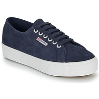 Chaussures Femme Baskets basses Superga 2730 SUEU Navy