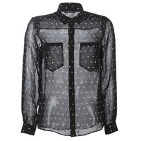 Vêtements Femme Chemises / Chemisiers Ikks BP12165-02 Noir