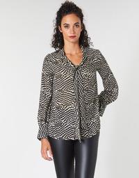Vêtements Femme Tops / Blouses Ikks BP13065-02 Beige / Noir