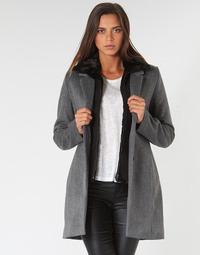 Vêtements Femme Manteaux Ikks BP44235-29 Gris