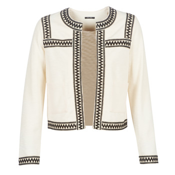 Vêtements Femme Gilets / Cardigans One Step MINA Blanc