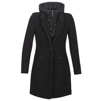 Vêtements Femme Manteaux One Step DRISS Noir