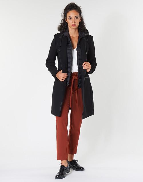 Vêtements Femme Manteaux One Step DRISS Noir